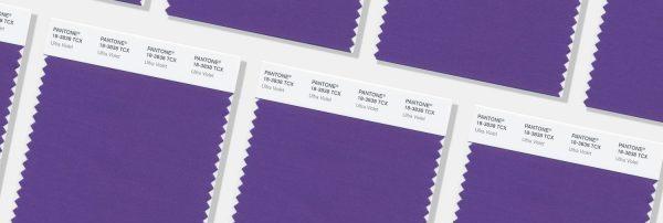 Como combinar ultra violeta, a cor do ano da Pantone 2018
