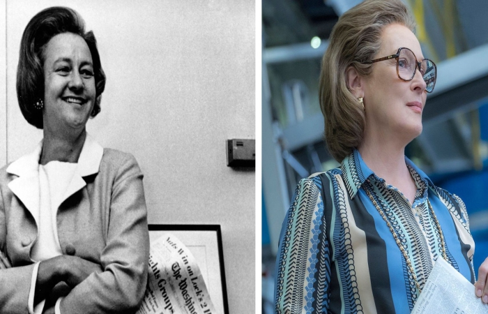 """""""The Post"""": mais uma aula de estilo com Meryl Streep"""