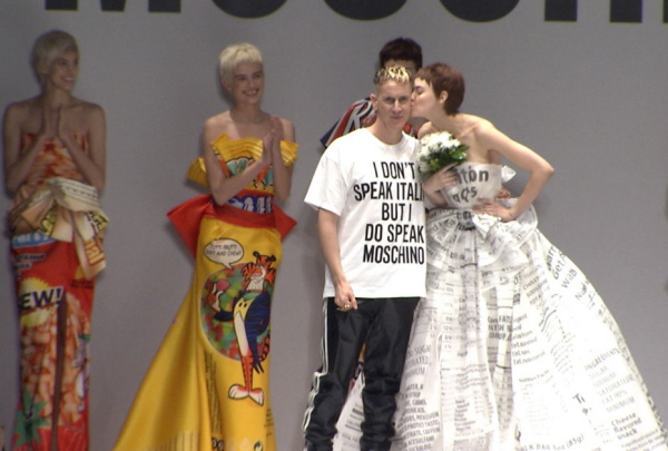 documentario sobre jeremy scott da moschino netflix