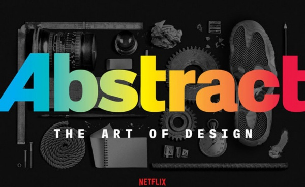 documentário Abstract no  Netflix sobre design