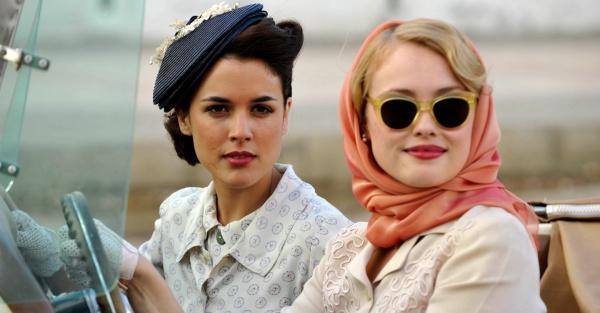 series e filmes de moda e estilo