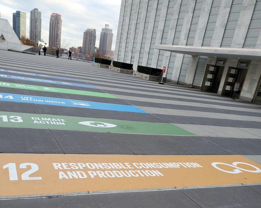 Os 17 objetivos de desenvolvimento sustentável da ONU